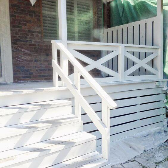 Best deck railing attachment ideas that mix looks and function