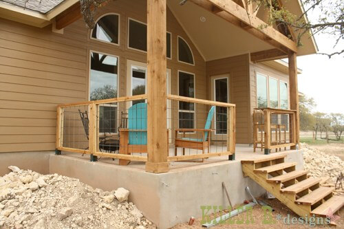Best deck railing ideas on a budget design options and how to install one