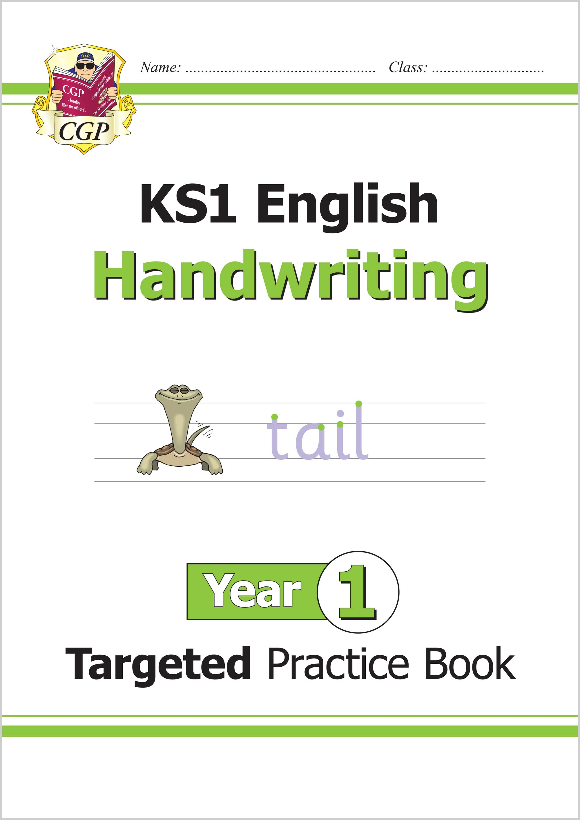 Ks1 English Targeted Practice Book Handwriting