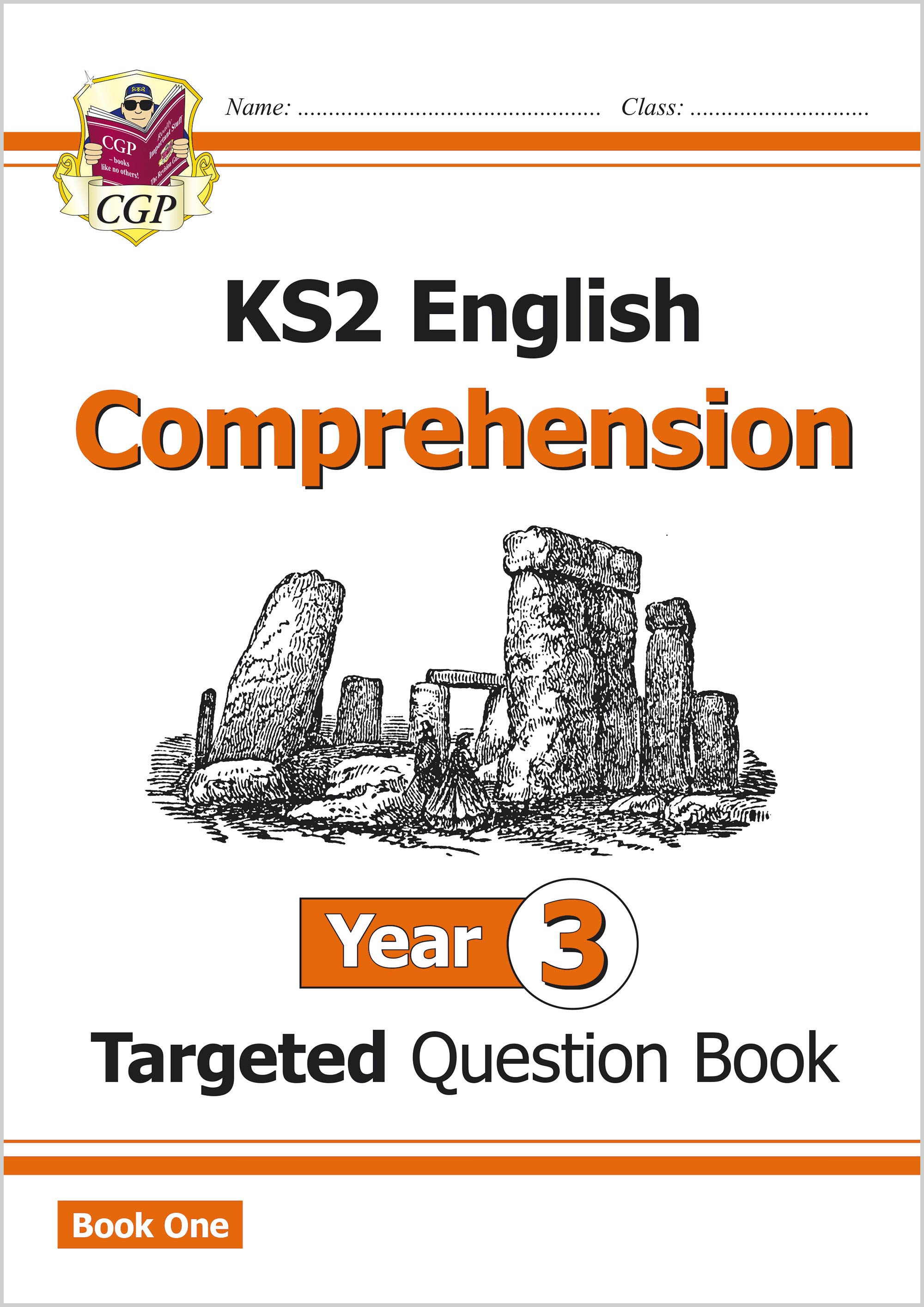 Ks2 English Targeted Question Book Year 3 Comprehension