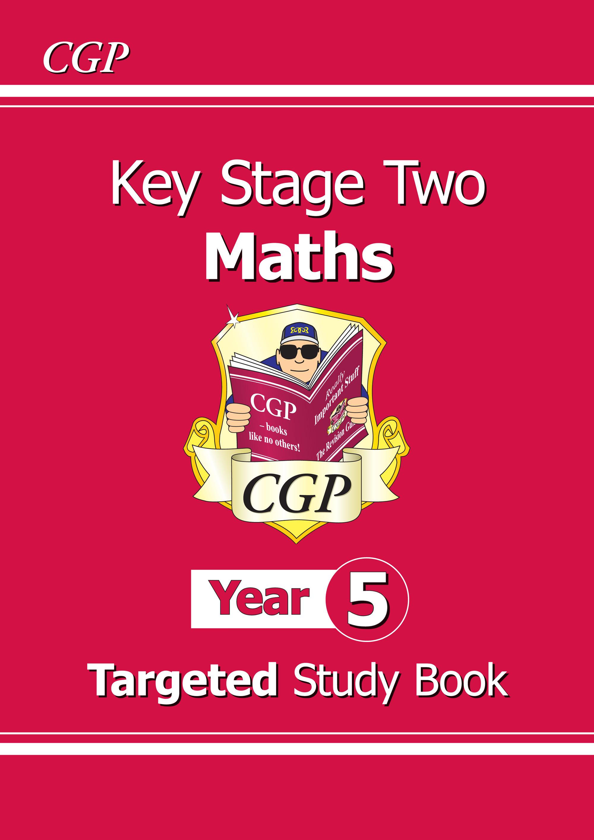 Ks2 Maths Targeted Study Book