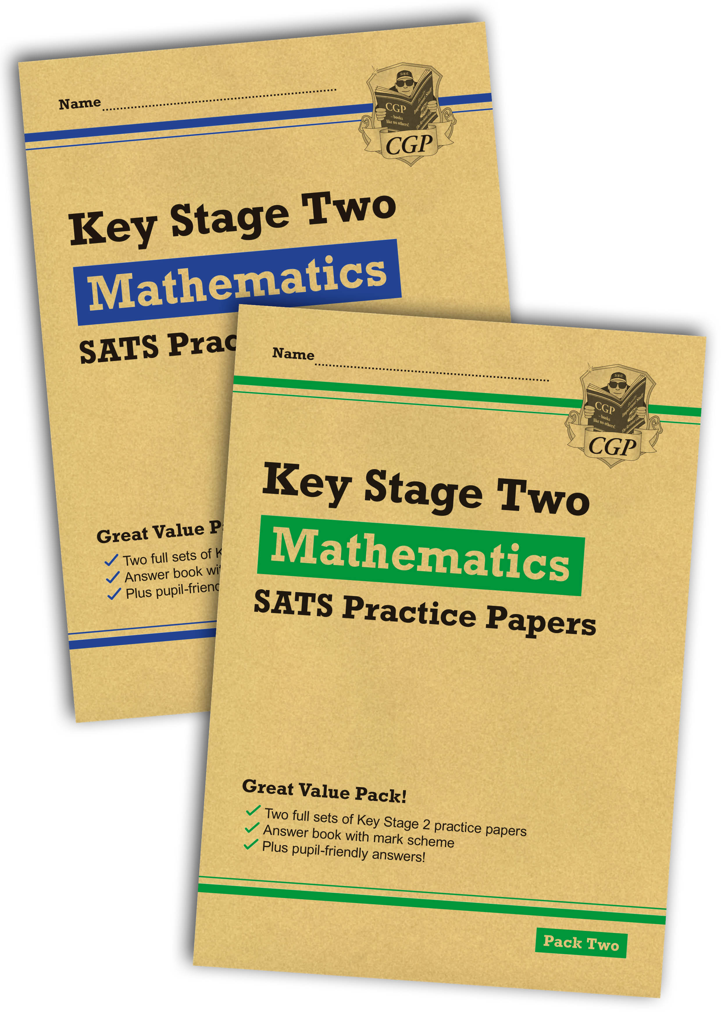 New Ks2 Maths Sats Practice Paper Bundle Pack 1 Amp 2 For The Tests