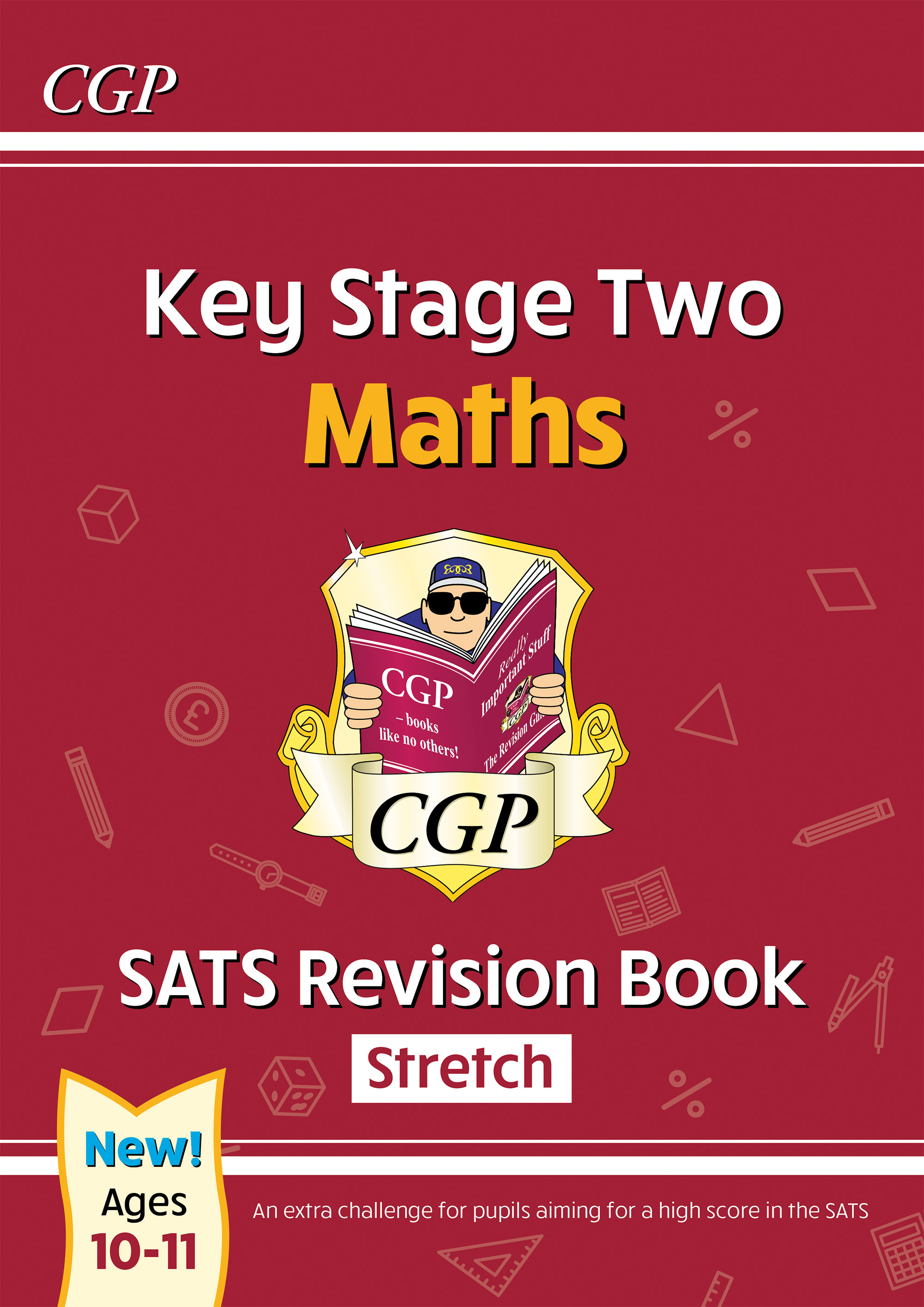 New Ks2 Maths Sats Revision Book Stretch