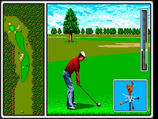 Developer: Sega  Publisher: Sega Genre: Sports/Golf Released: 12/31/1989 Rating: 3.5