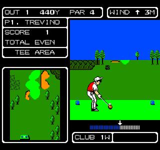 Developer: SNK Publisher: SNK Genre: Sports/Golf Released: September 1988 Rating: 4.0