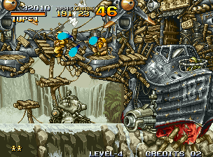 Developer: Nazca Publisher: SNK Genre: Action Released: 1996 Rating: 4.5