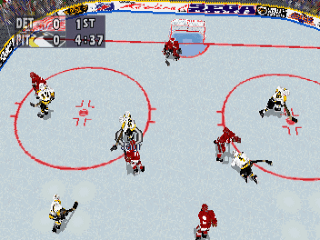 Developer: Radical Entertainment Publisher: Sega Genre: Sports/Ice Hockey Released: 1997 Rating: 2.0
