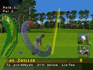 Developer: EA Sports Publisher: Electronic Arts Genre: Sports/Golf Released: September 23, 1995 Rating: 4.5
