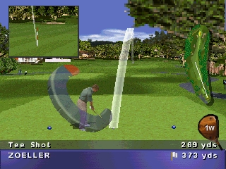 Developer: EA Sports Publisher: Electronic Arts Genre: Sports/Golf Released: September 27, 1997 Rating: 3.5