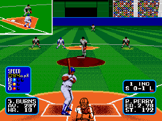 Developer: Sega Publisher: Sega Genre: Sports/Baseball Released: 08/14/1989 Rating: 3.5