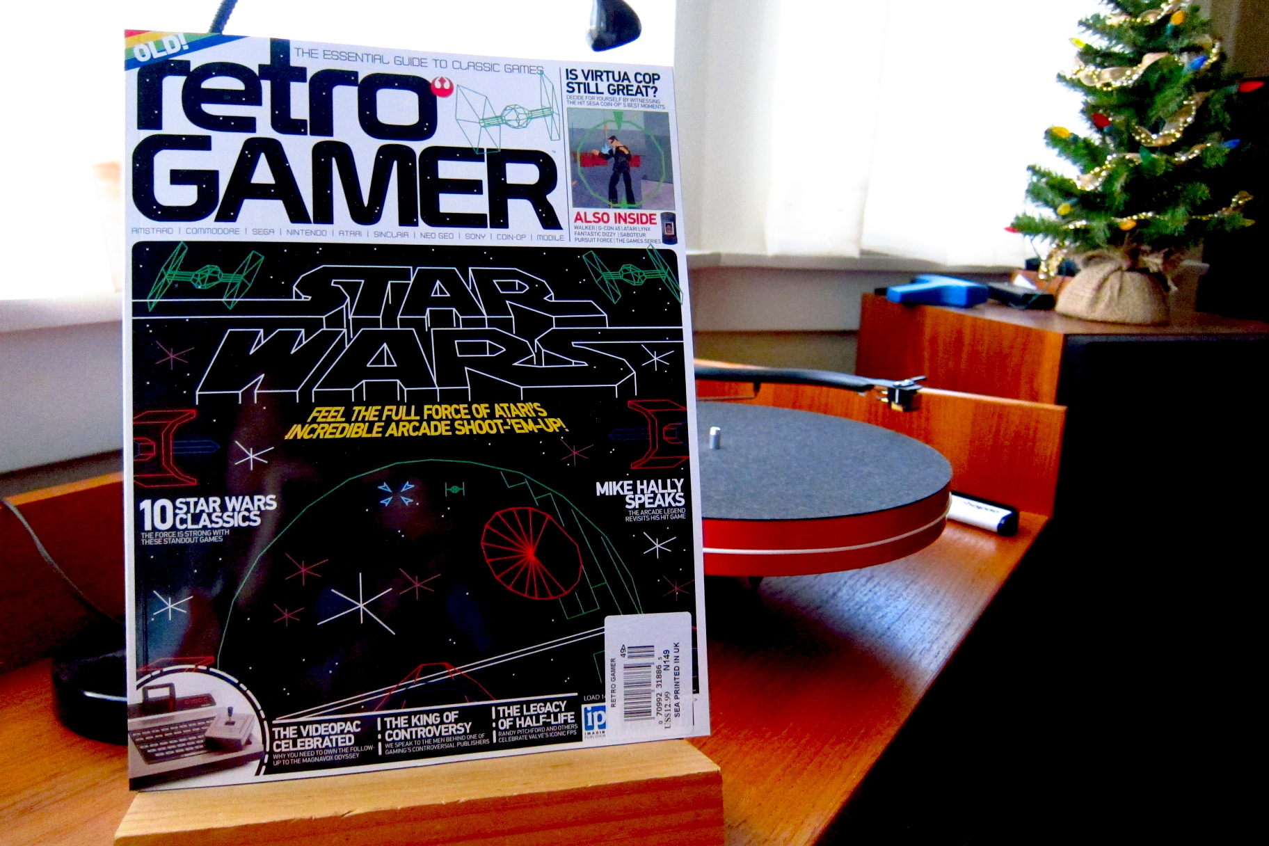 Classic Gaming Quarterly | Retro Gamer #149 makes it out for