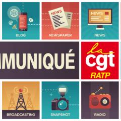 Convergence d'intérêts entre les voyageurs et les salariés de la RATP …