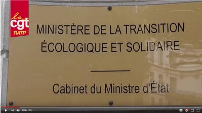 A la RATP, mon statut c'est la condition essentielle pour exercer ma mission de Service public !