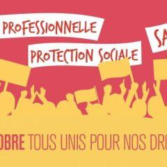 LE  5 OCTOBRE 2021, DES RAISONS D'AGIR A LA RATP !