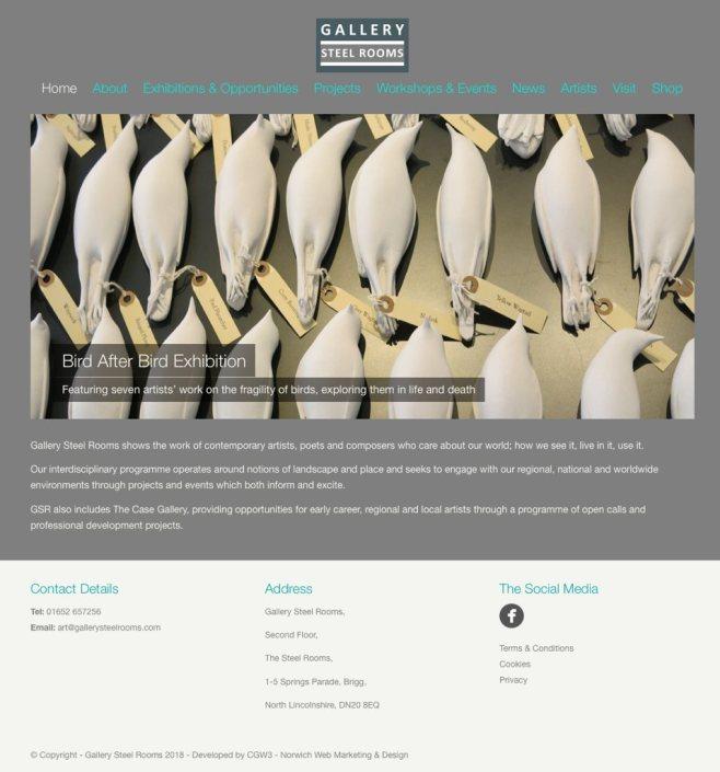 gallerysteelrooms.com