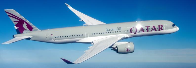 Qatar Airways Airbus A350-900