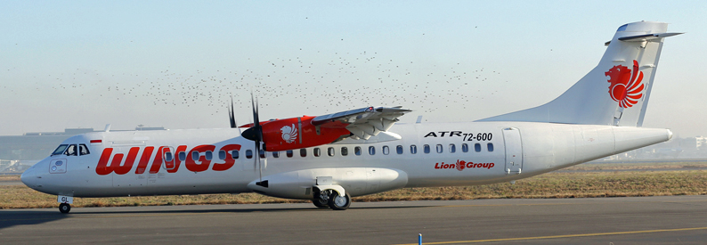 Wings Air (Indonesia) ATR72-600