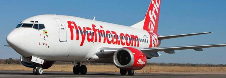 flyafrica.com Boeing 737-500