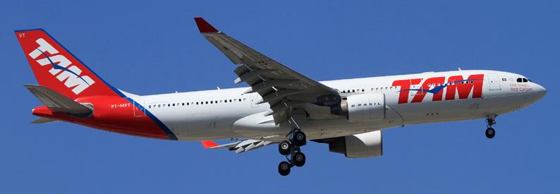 A330-200 TAM Linhas Aéreas Airbus