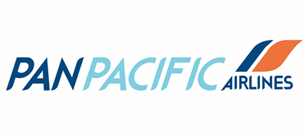 Logo of Pan Pacific Airlines