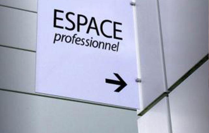 acces Espace Pro CH Bazas