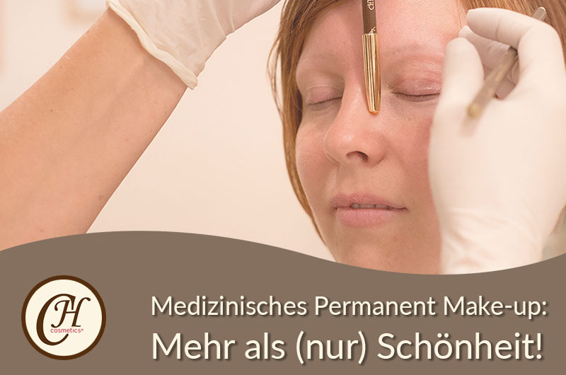 Medizinisches Permanent Make-up