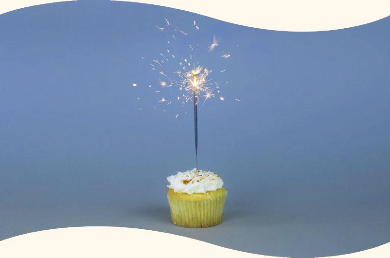 Einladung zur Geburtstagsfeier am 2. Juni