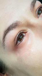Permanent Make-up (Wimpernkranzverdichtung) von Cornelia Hornig - man kann immer noch besser werden