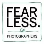 Fearless Badge White