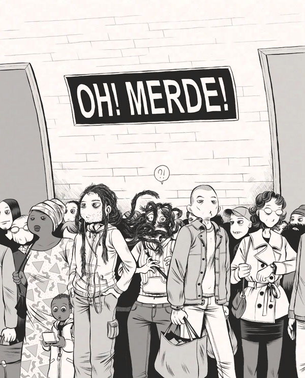 Oh ! Merde !