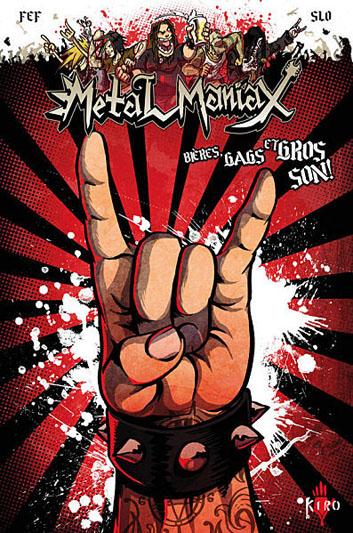Metal Maniax