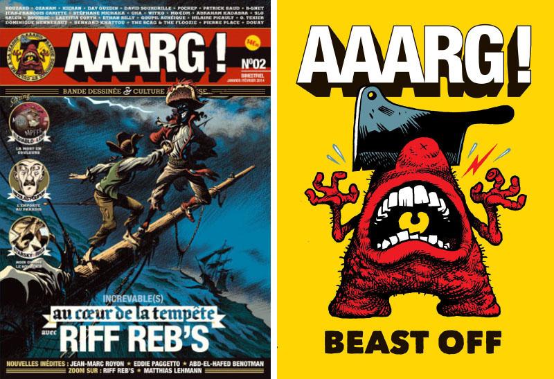 AAARG 2 - Beast Off