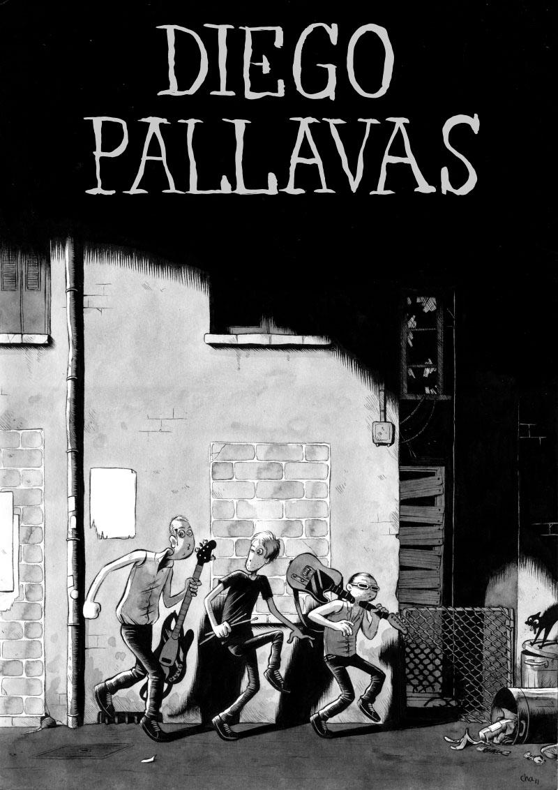 Diego Pallavas