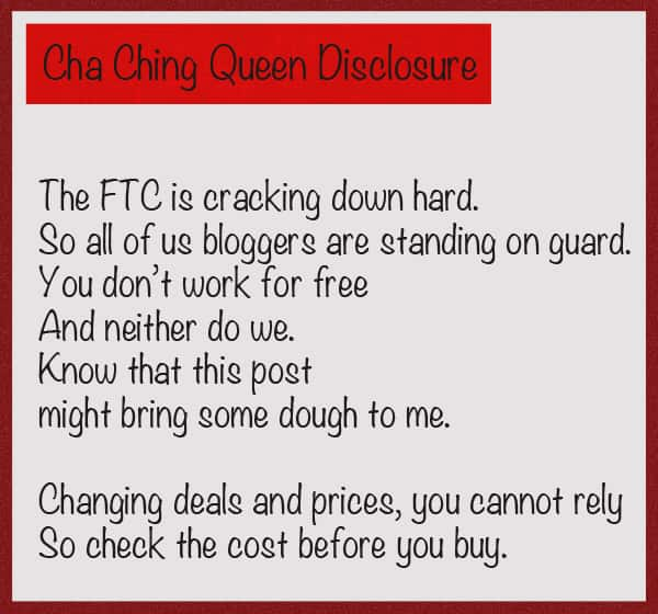 Cha Ching Queen Rhyming Disclosure