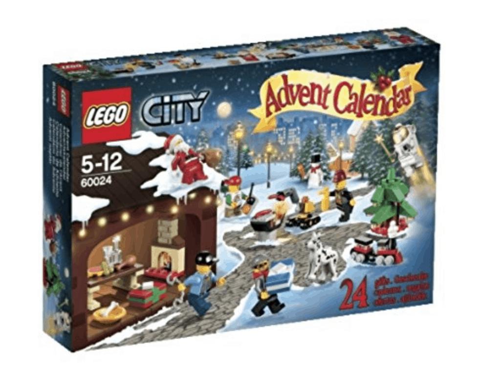Where to Buy LEGO City Advent Calendar