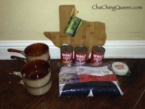 wolf brand chili prize pack