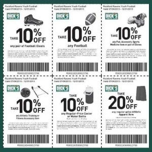 Dicks Sporting Goods Printable Coupons 2020 – Online and Printable Coupons