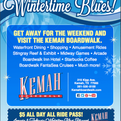 2019 Kemah Boardwalk Coupons and Deals – Houston Area Fun for Families