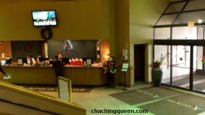 Angel Fire Resort Hotel Lobby