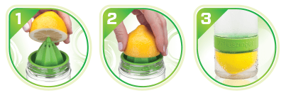zing anything citrus press squeezer