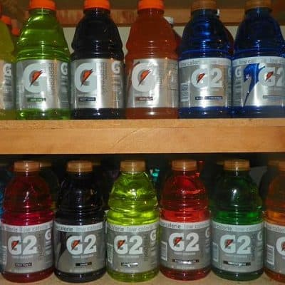 Homemade Sports Drinks DIY – Make Your Own Gatorade or Powerade at Home