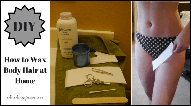 DIY Waxing - How to Wax Body Hair at Home Image