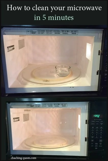 How to Clean Your Microwave in 5 Minutes with Vinegar