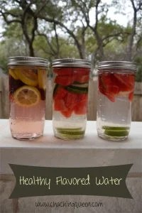 Fruit Infused Water Recipes - How to Make Fruit Flavored Water at Home