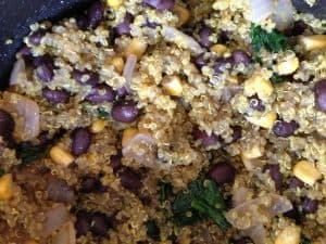 Quinoa Recipe Full of Protein and Easy to Freeze