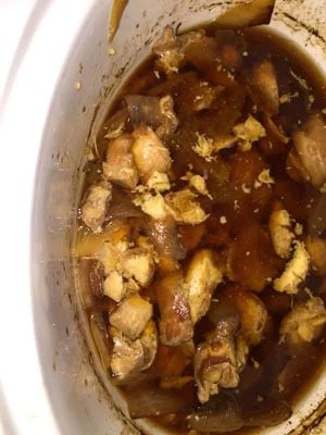 Filipino Adobo Chicken Recipe Crockpot Slow Cooker