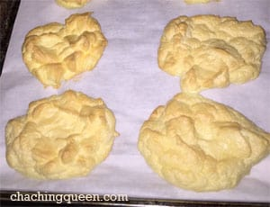 Cloud Bread Gluten Free Recipe Baking