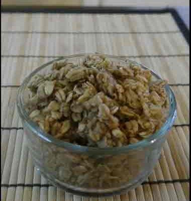Homemade Granola Clusters Recipe