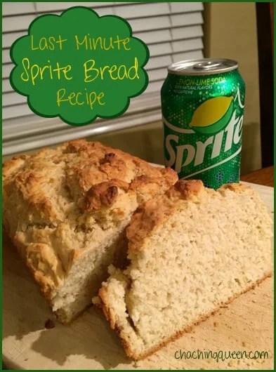 last minute sprite bread recipe