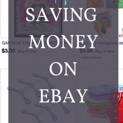 Secret Tip to Save Money on eBay